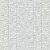 G P & J Baker Herringbone Aqua Wallpaper - Product code: BW45085/3