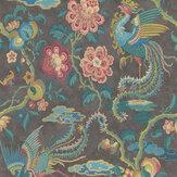 G P & J Baker Chifu Vintage Wallpaper - Product code: BW45087/5