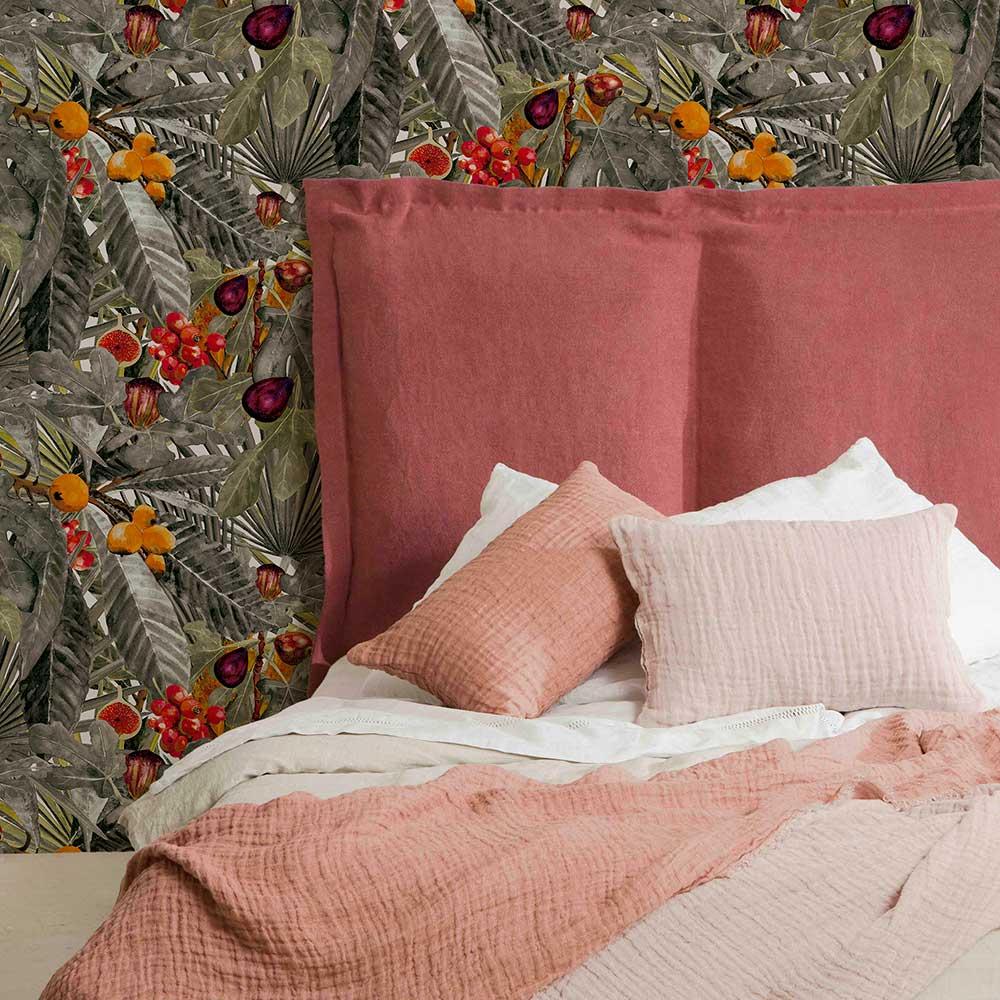 Neo-Vegetable Wallpaper - Winter - by Coordonne