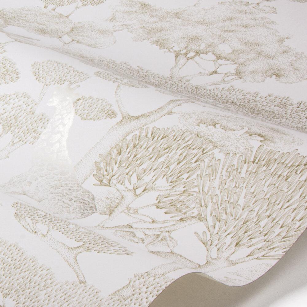 Harlequin Shamwari Chalk / Gold Wallpaper - Product code: 112244