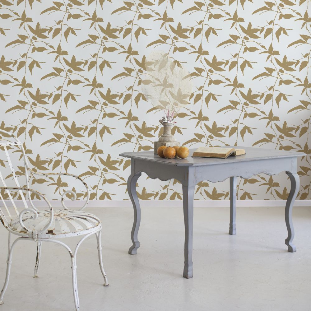 Coordonne Aware Gold Wallpaper - Product code: 8706511