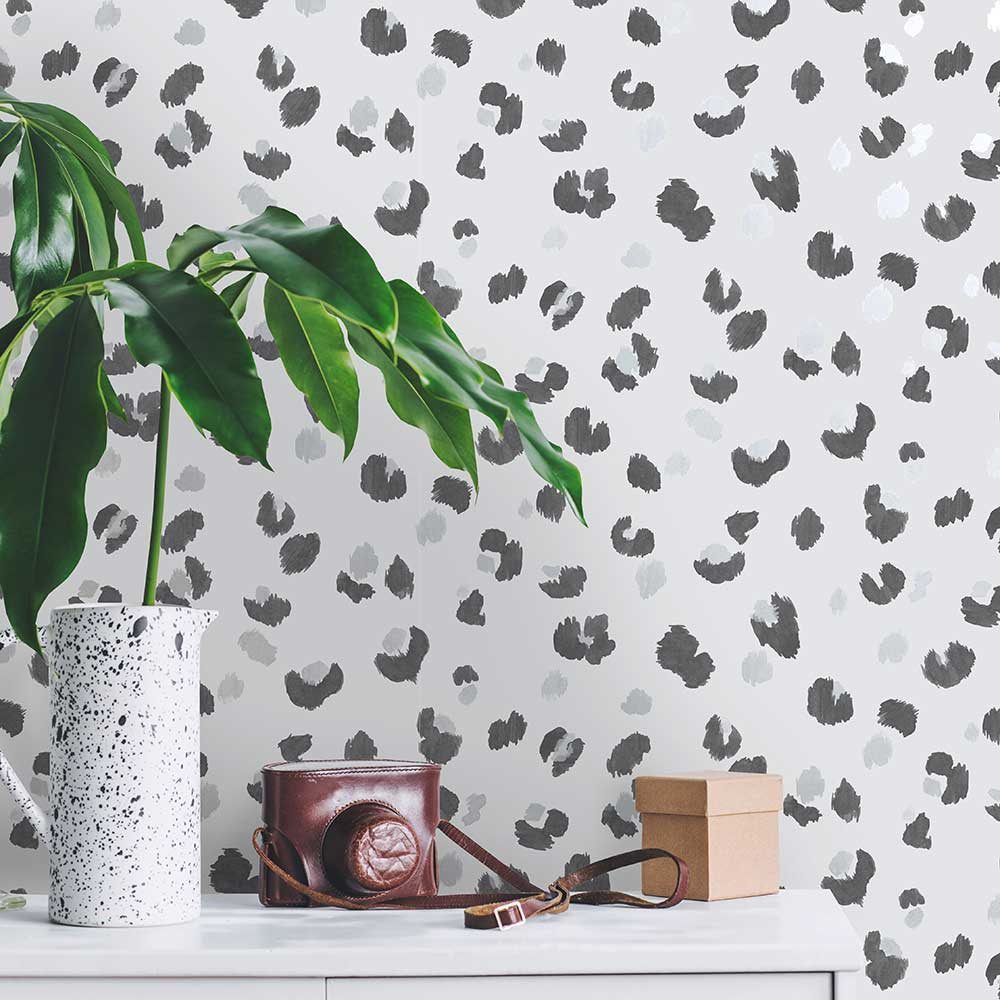 Albany Amur Grey Wallpaper - Product code: 91070