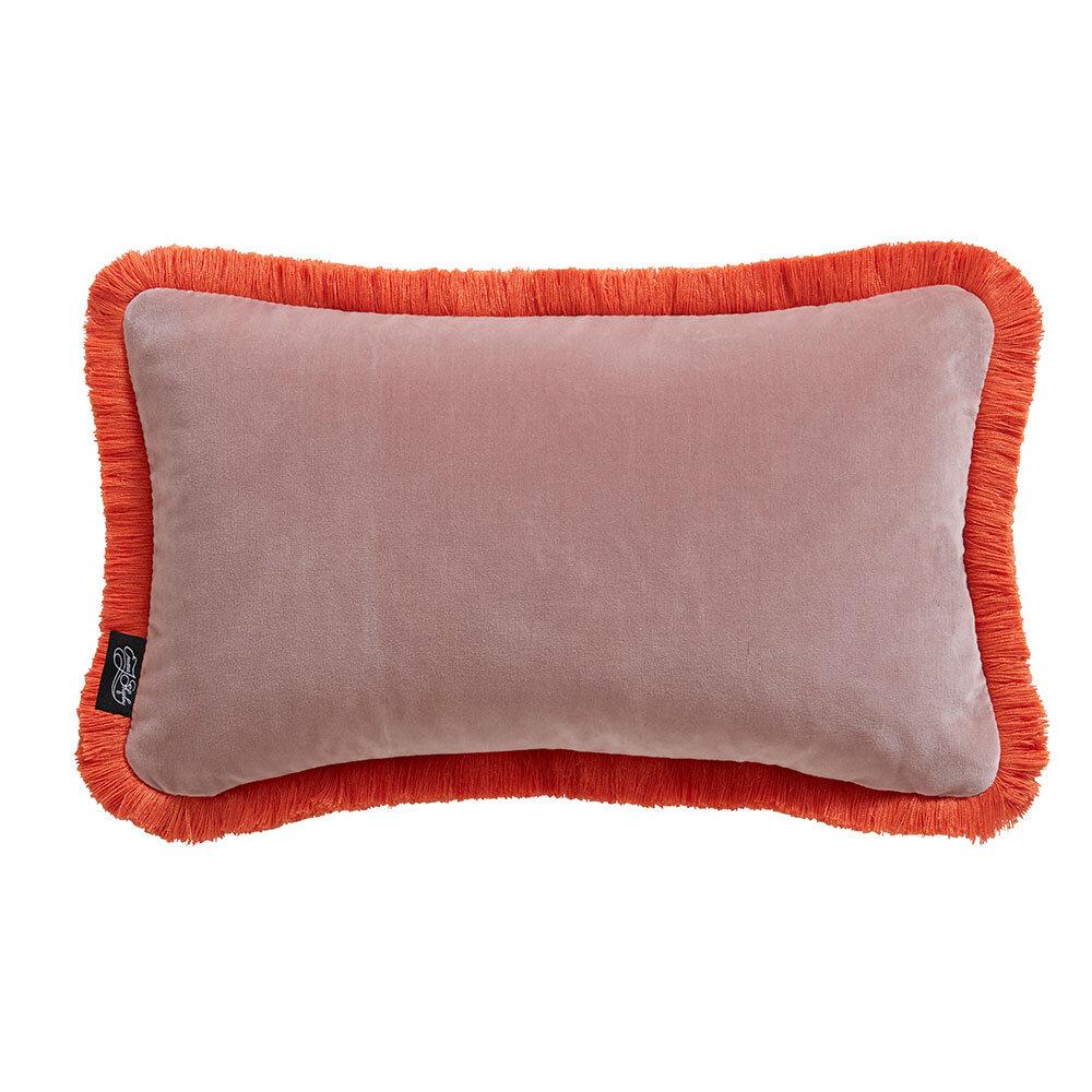 Zambezi Rectangular Cushion - Wine - by Emma J Shipley