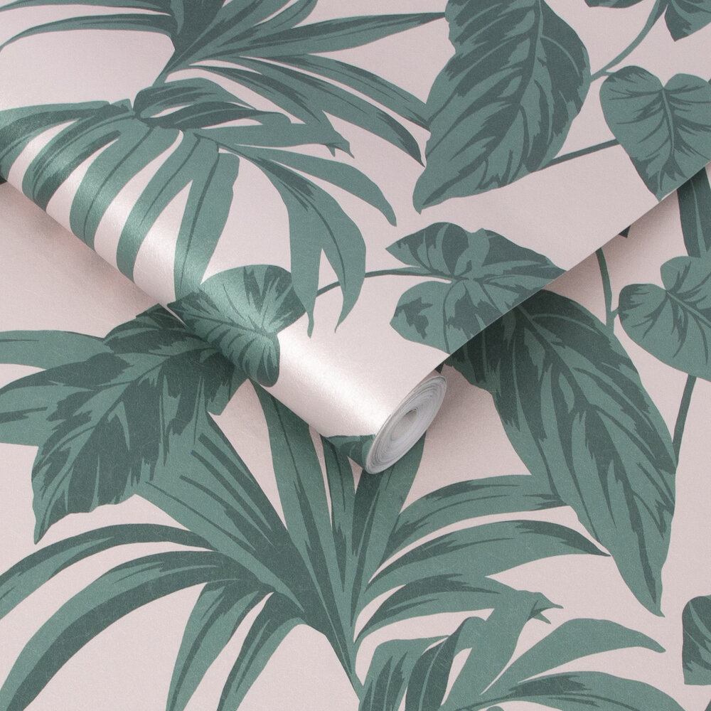 Graham & Brown Palma Blush Wallpaper - Product code: 107608