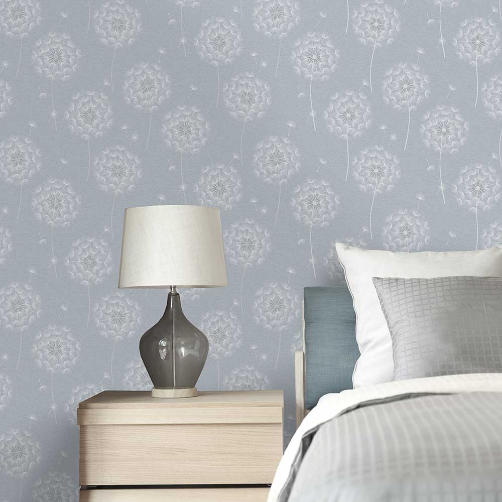 Albany Allora Blue Wallpaper - Product code: 36003