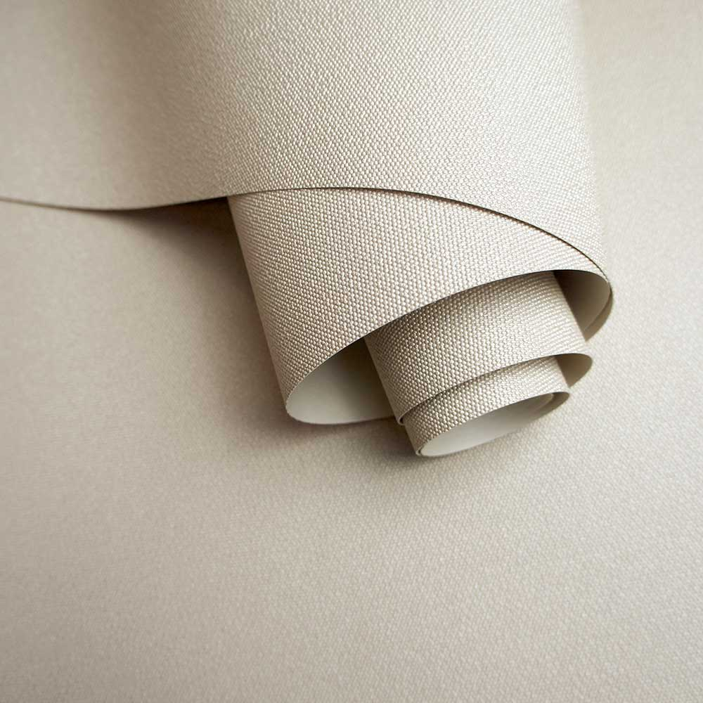 Allora Texture Wallpaper - Cream - by Albany
