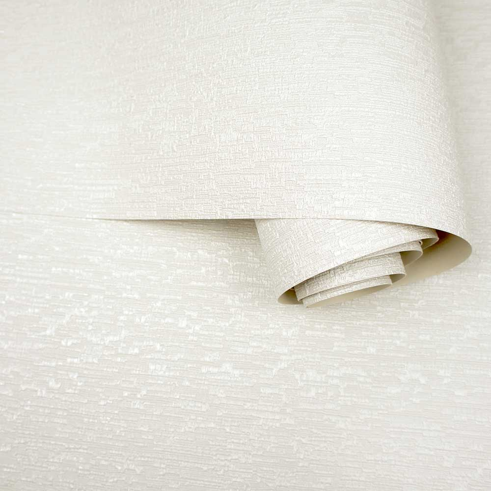 Alocasia Texture Wallpaper - Cream - by Albany