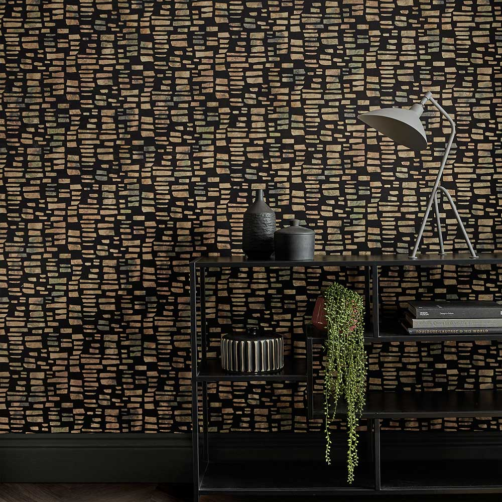 Fusion Wallpaper - Bracken - by 1838 Wallcoverings