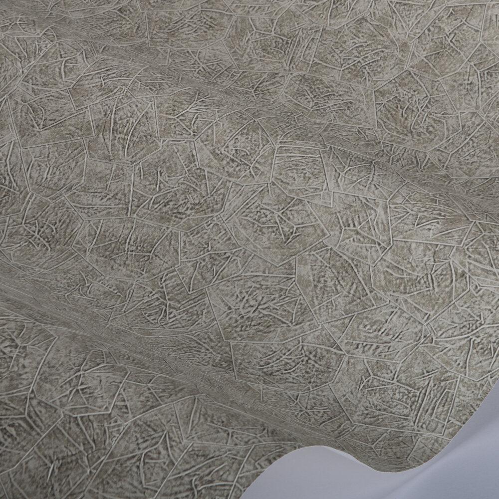 Kimberlite Wallpaper - Mist - by Anthology