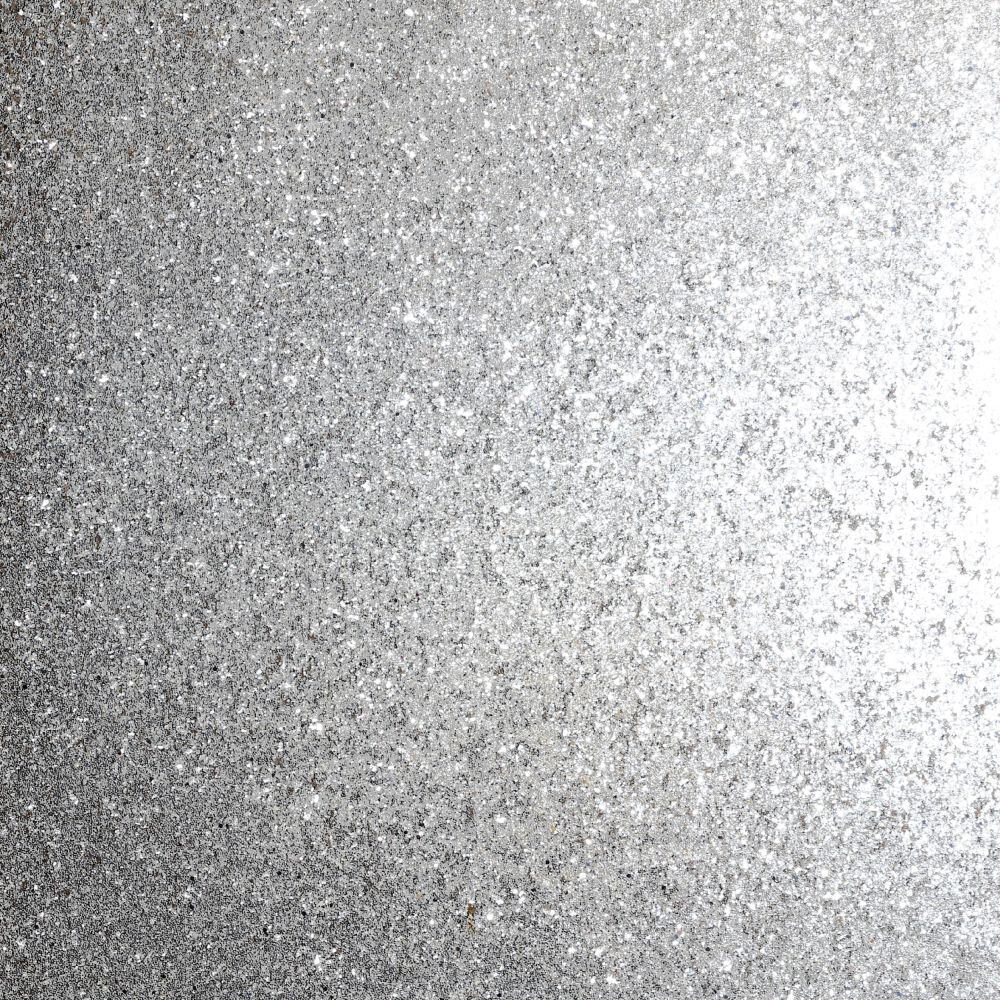 Sequin Sparkle Wallpaper - Silver - by Arthouse