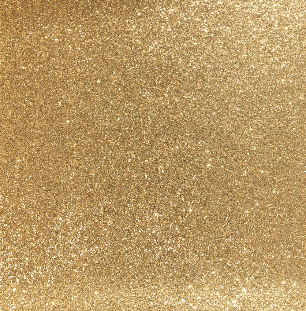 Sequin Sparkle Wallpaper - Gold - by Arthouse