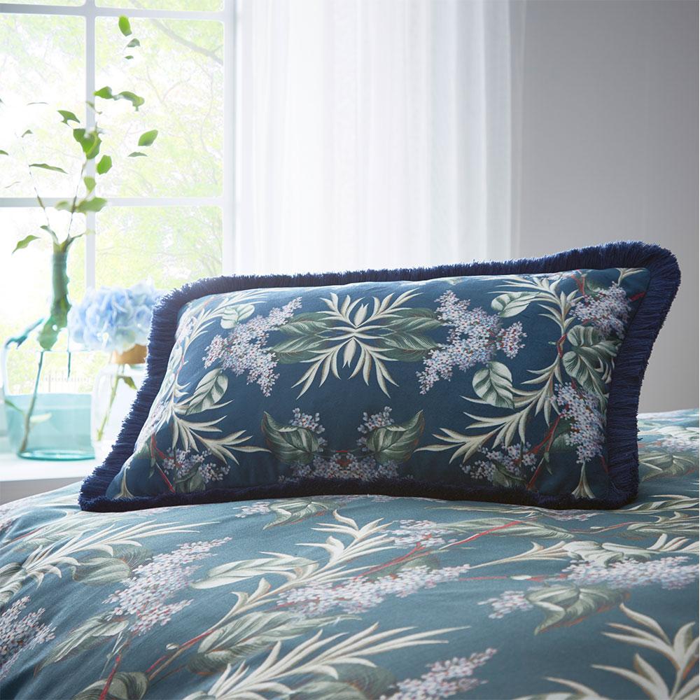 Aloha Cushion - Midnight - by Oasis