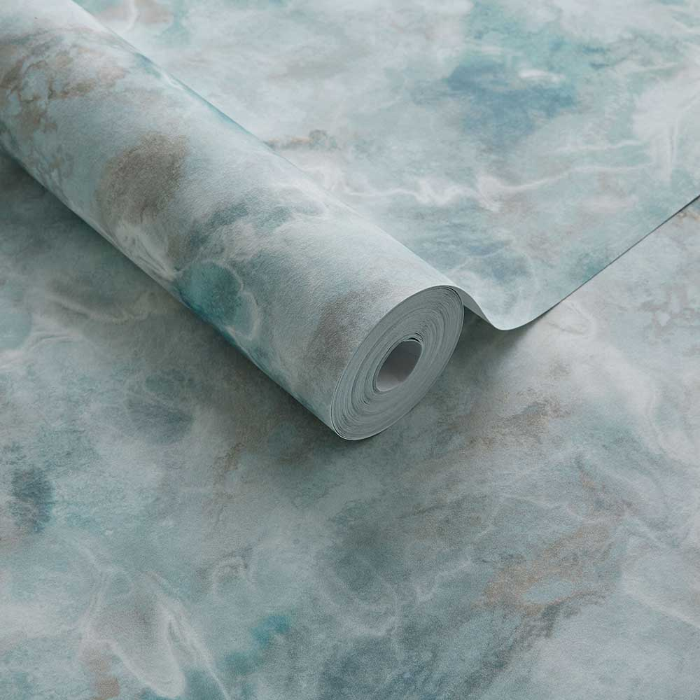 Quartz Wallpaper - Mineral - by 1838 Wallcoverings