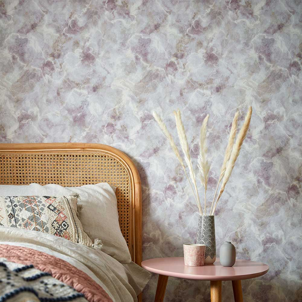 1838 Wallcoverings Quartz Chamomile Wallpaper - Product code: 2008-150-04