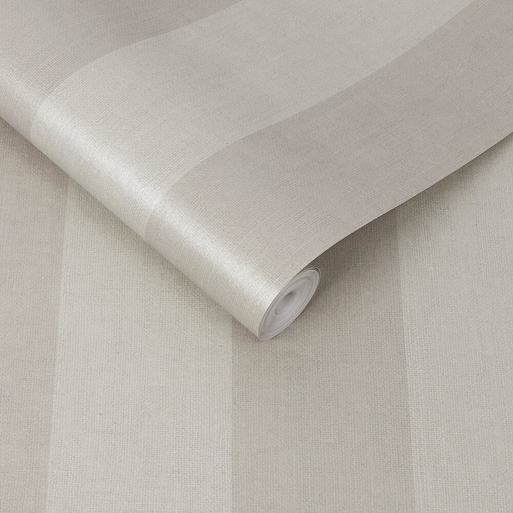 Graham & Brown Heritage Stripe Taupe Wallpaper - Product code: 107591