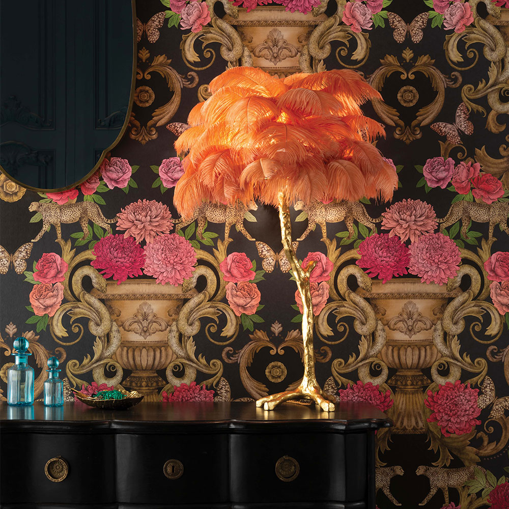 Matthew Williamson Chateau Noir Wallpaper - Product code: W7490-02