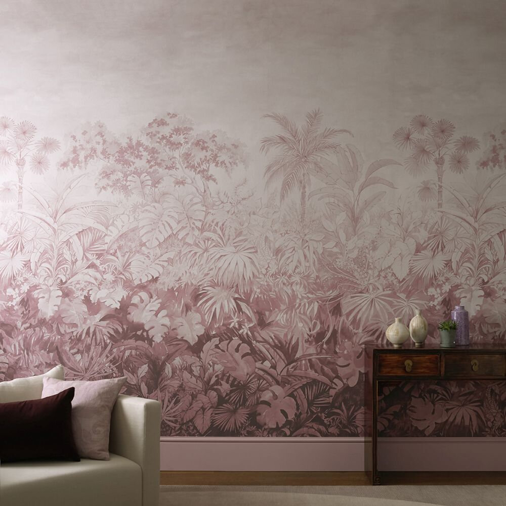 Jangala Mural - Plaster - by Paint & Paper Library