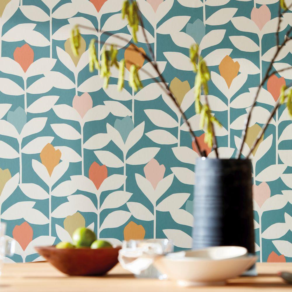 Padukka Wallpaper - Twilight - by Scion