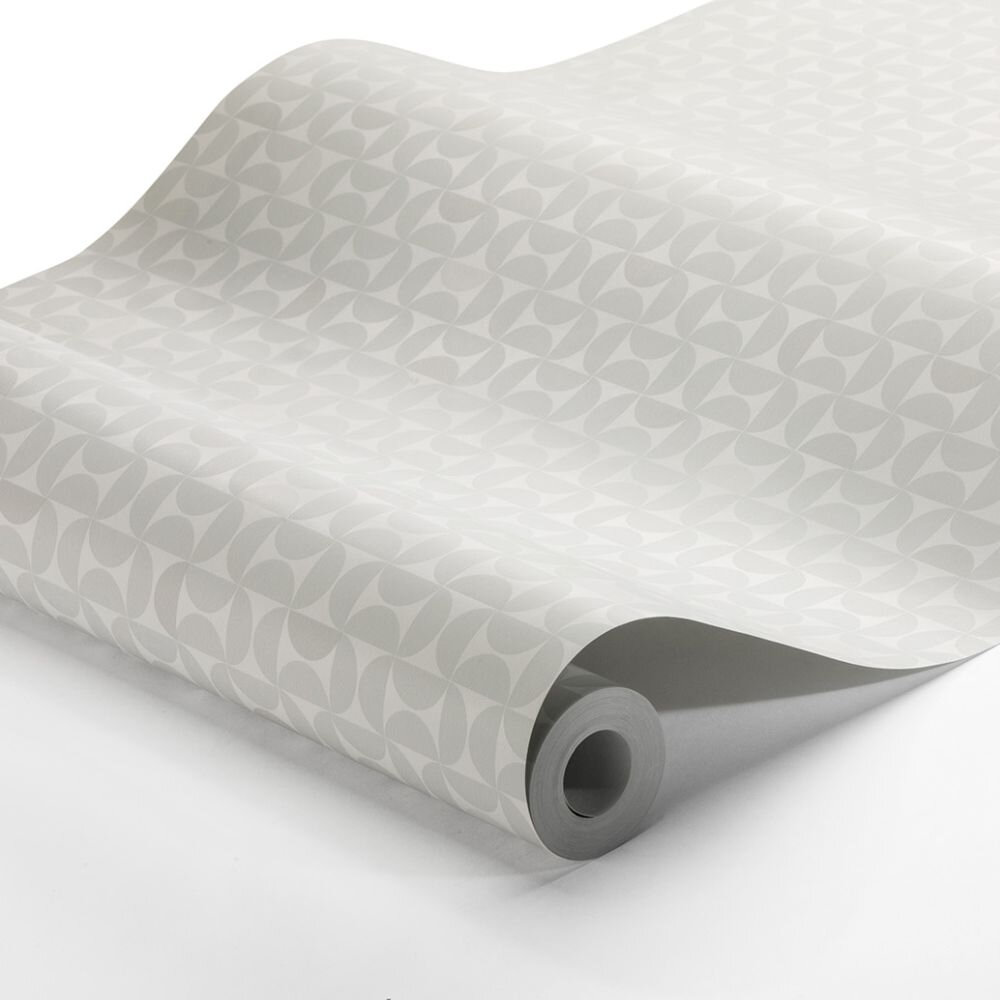 Engblad & Co Candy White / Black Wallpaper - Product code: 8954