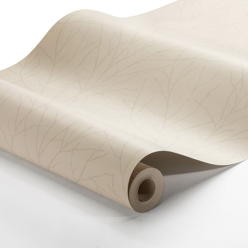 Engblad & Co Branches Beige Wallpaper - Product code: 8972