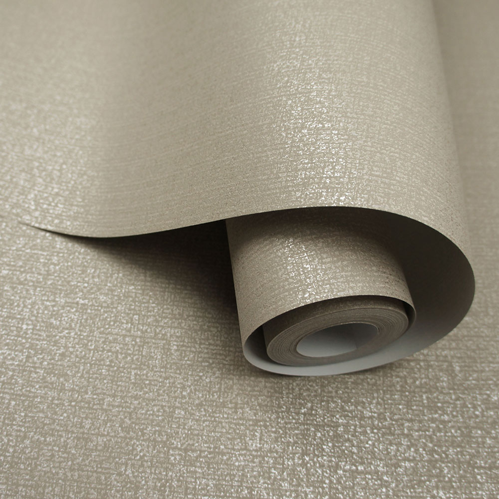 Imani Texture Wallpaper - Taupe - by Albany