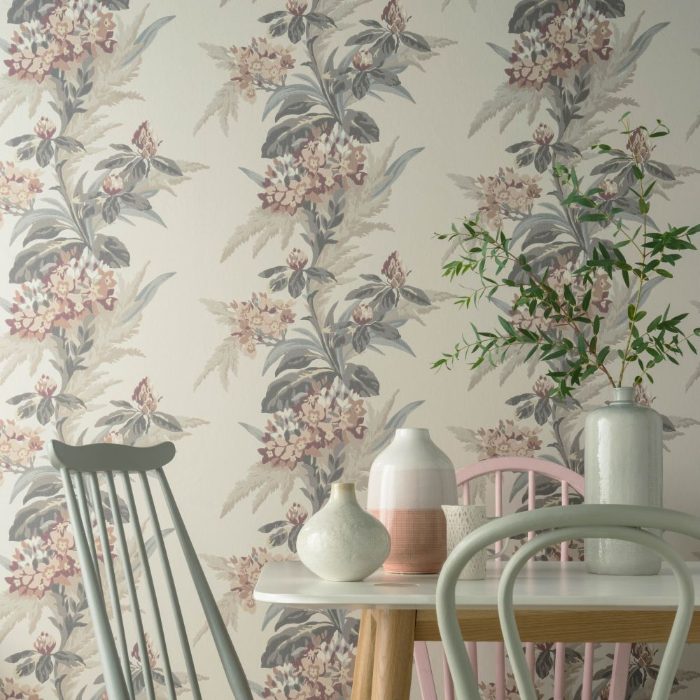 Aurora Wallpaper - Beach - by 1838 Wallcoverings