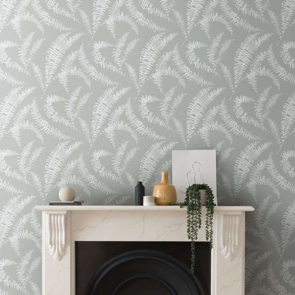 1838 Wallcoverings Felci Marble Wallpaper - Product code: 1905-125-05