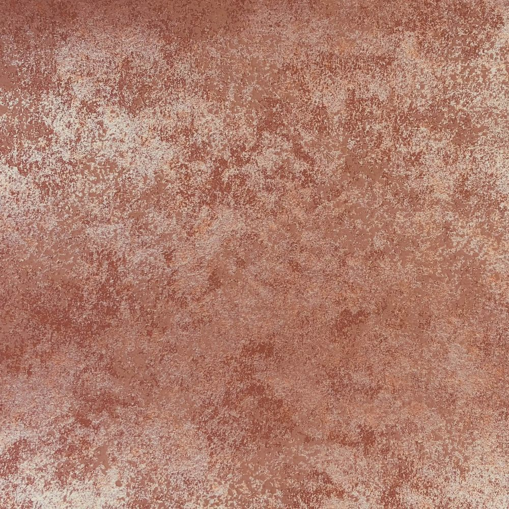 Fenton Wallpaper - Red Clay - by 1838 Wallcoverings