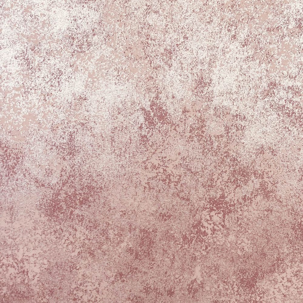 Fenton Wallpaper - Pink Stucco - by 1838 Wallcoverings