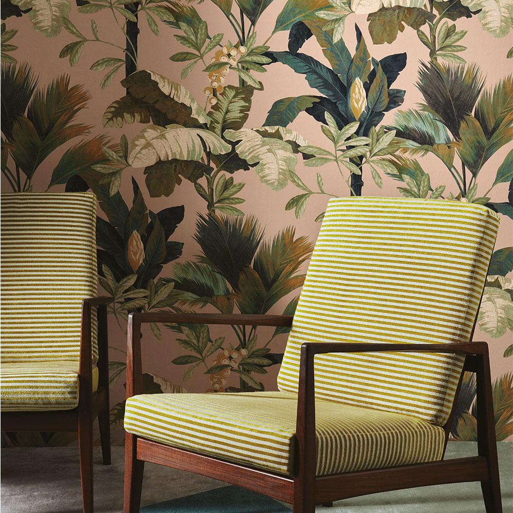 Manuel Canovas Salengro Peach Wallpaper - Product code: 03095-02