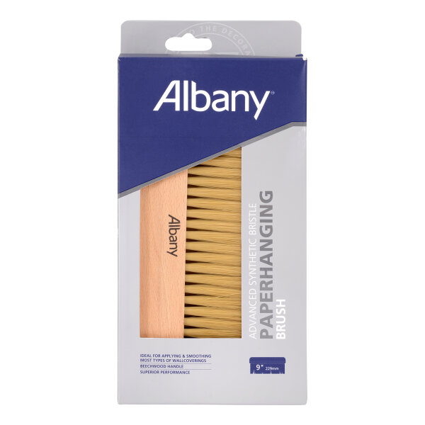 Paperhanging Brush by WALLPAPERDIRECT - by Albany
