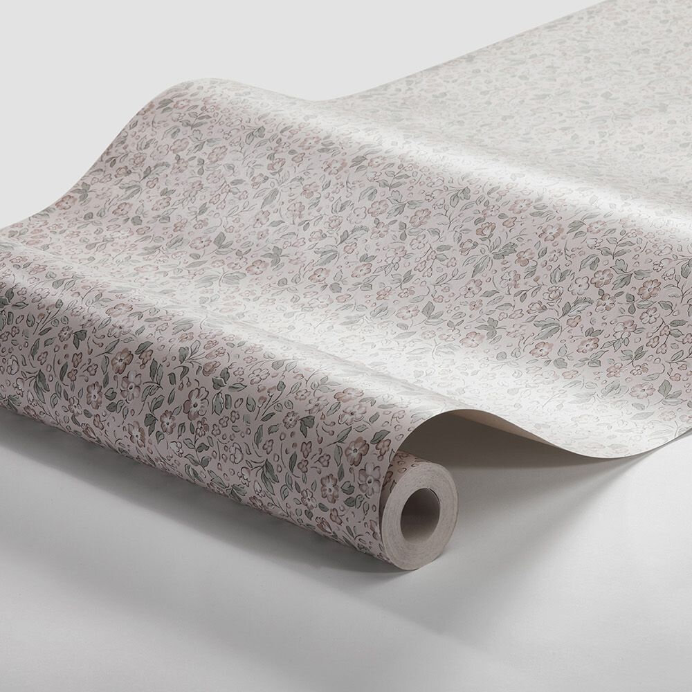 Boråstapeter Jasmine Light Pink Wallpaper - Product code: 7467
