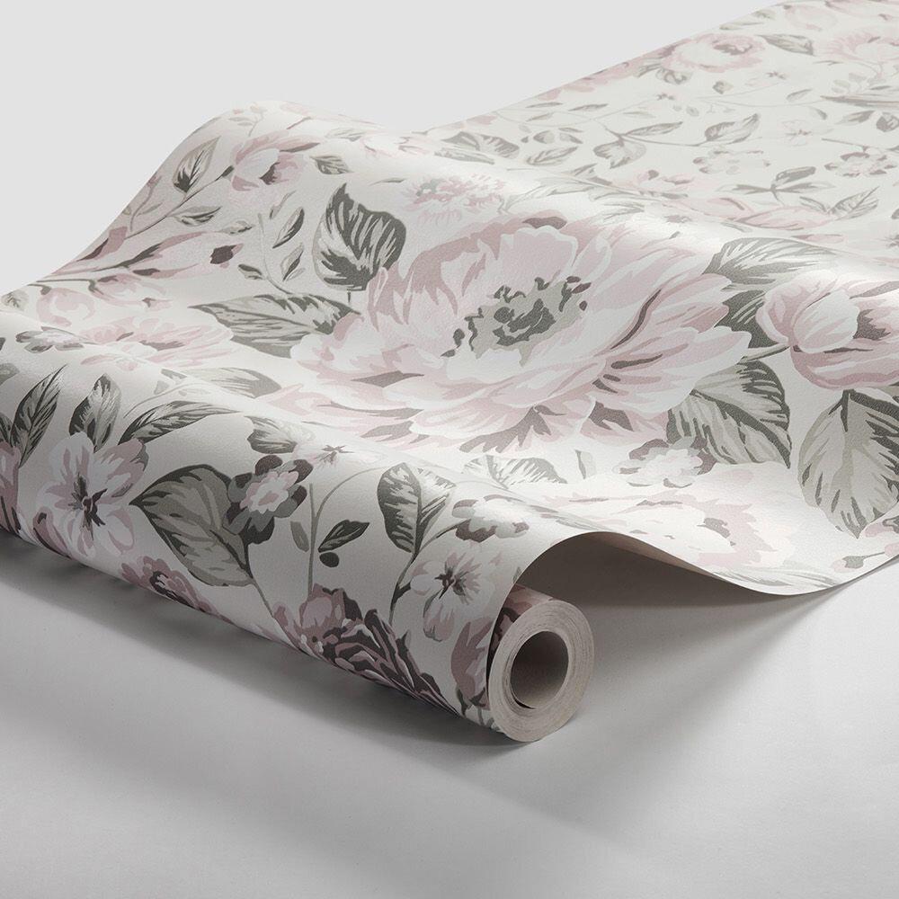 Boråstapeter Rosie Light Beige Wallpaper - Product code: 7469
