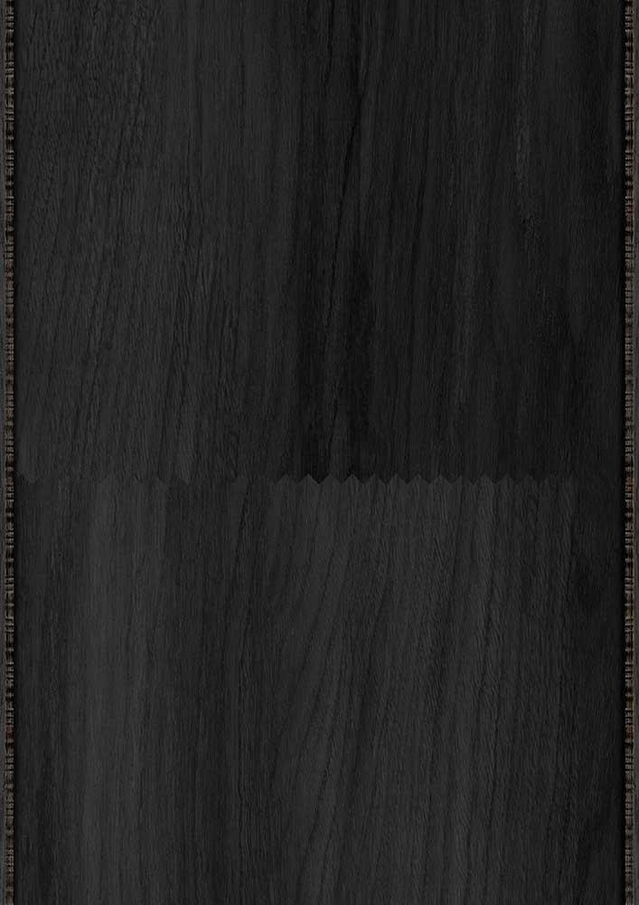 Wood Panel Wallpaper - Black - by NLXL