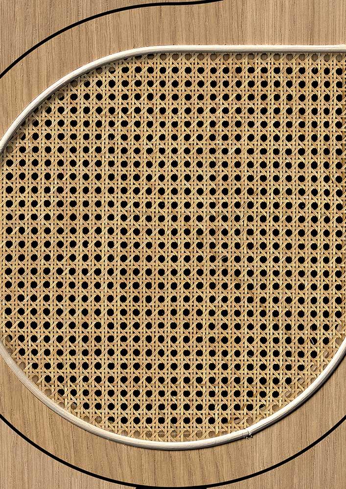 Drops Webbing Wallpaper - Maple - by NLXL