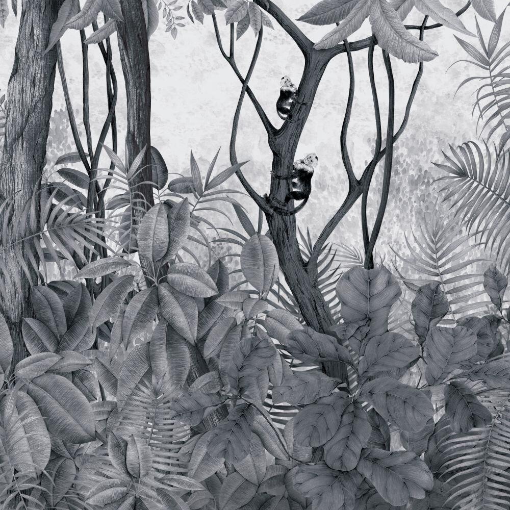 Casa de Vidro Mural - Off - by Coordonne