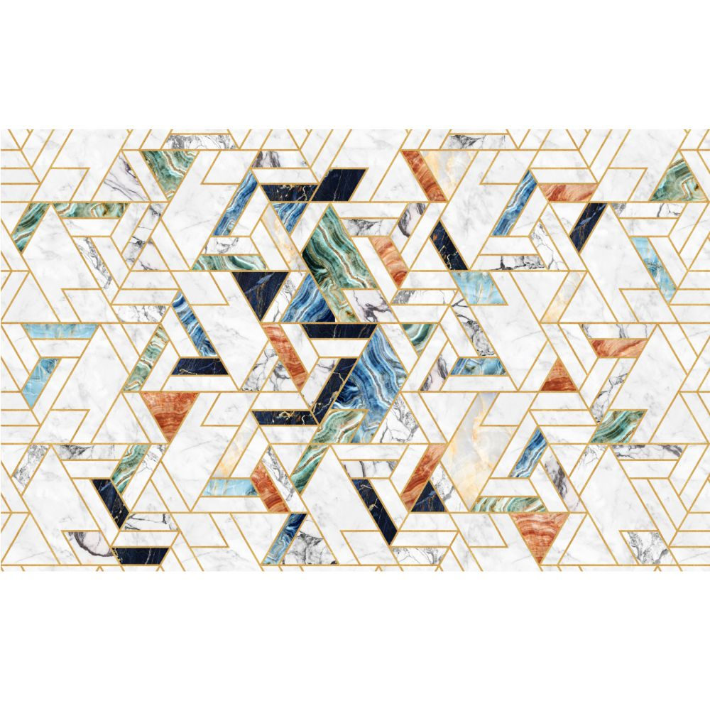 Malla Mural - Lazurita - by Coordonne