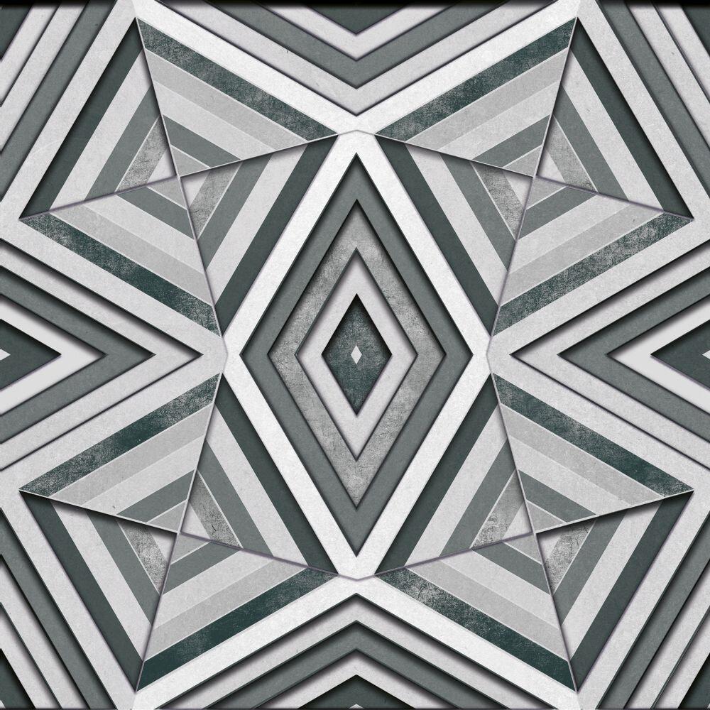 Rubik Mural - Off - by Coordonne