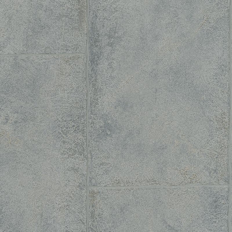 Rustic Concrete Wallpaper - Slate - by Galerie