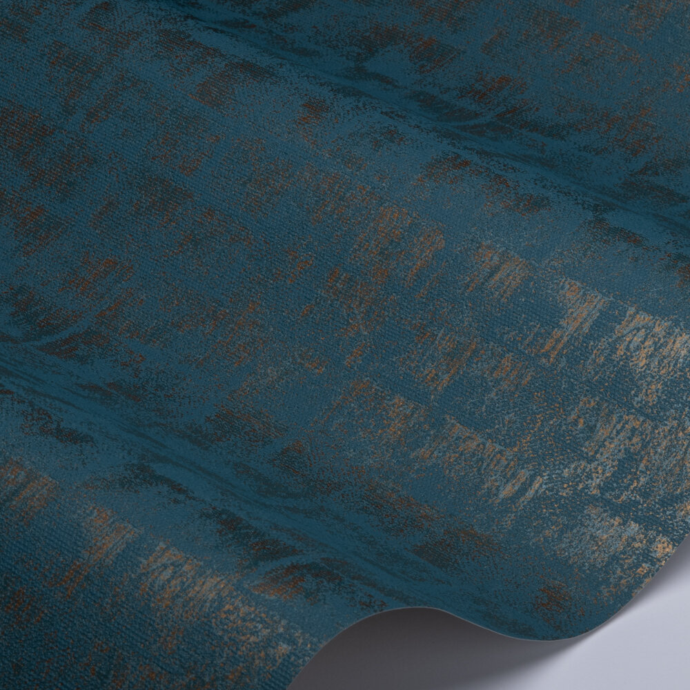 Rust Wallpaper - Aqua - by Galerie
