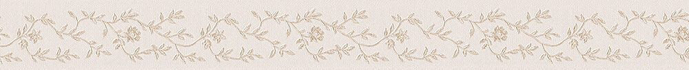 Embroidery Trailing Border - Cream - by Albany