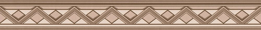 Diamond Border - Brown - by Albany
