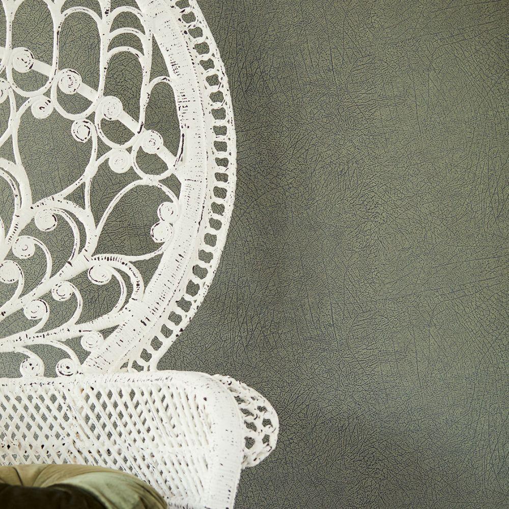Elephant Effect Wallpaper - Grey - by Eijffinger