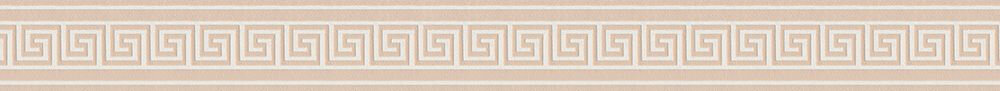 Greek Key Border - Beige - by Albany