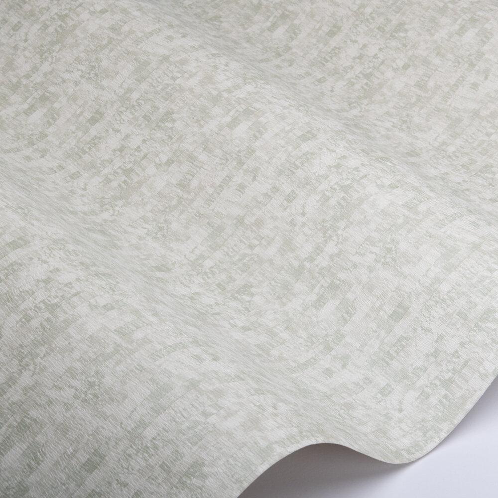 Kaolin Wallpaper - Lichen - by Villa Nova