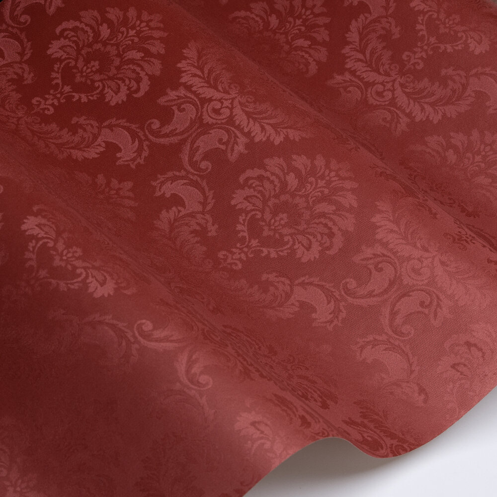 Feathered Damask Wallpaper - by Galerie