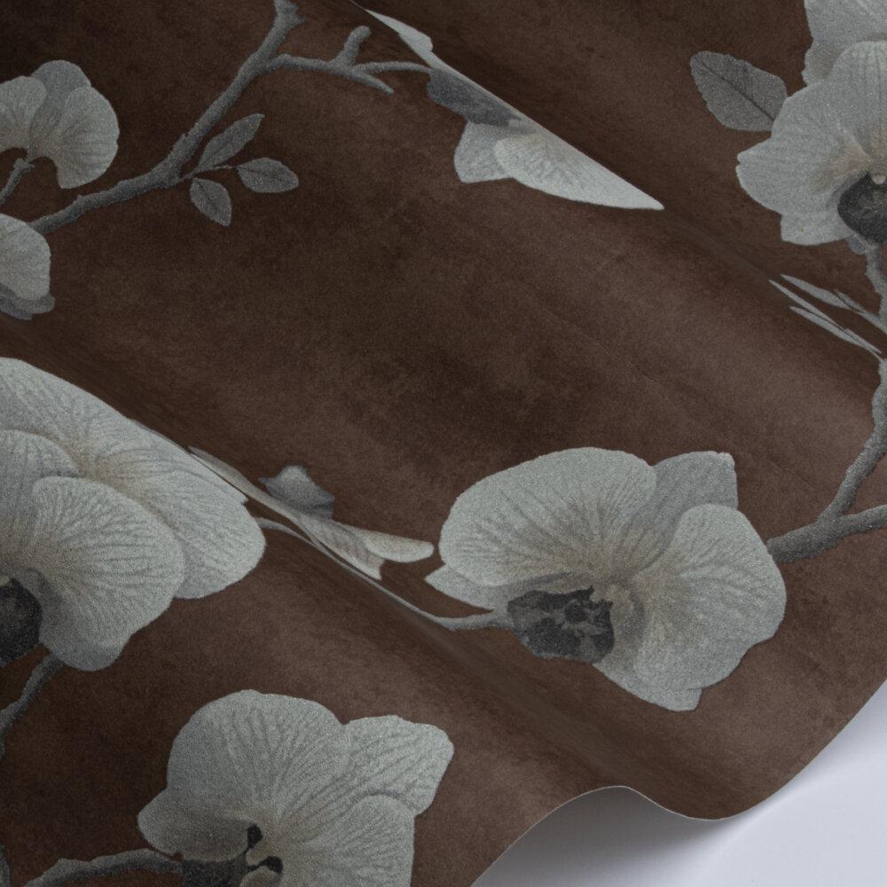 Orient   Wallpaper - Russet Beads - by SketchTwenty 3