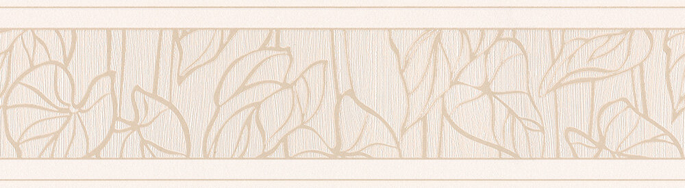 Elegance Border - Beige - by Albany