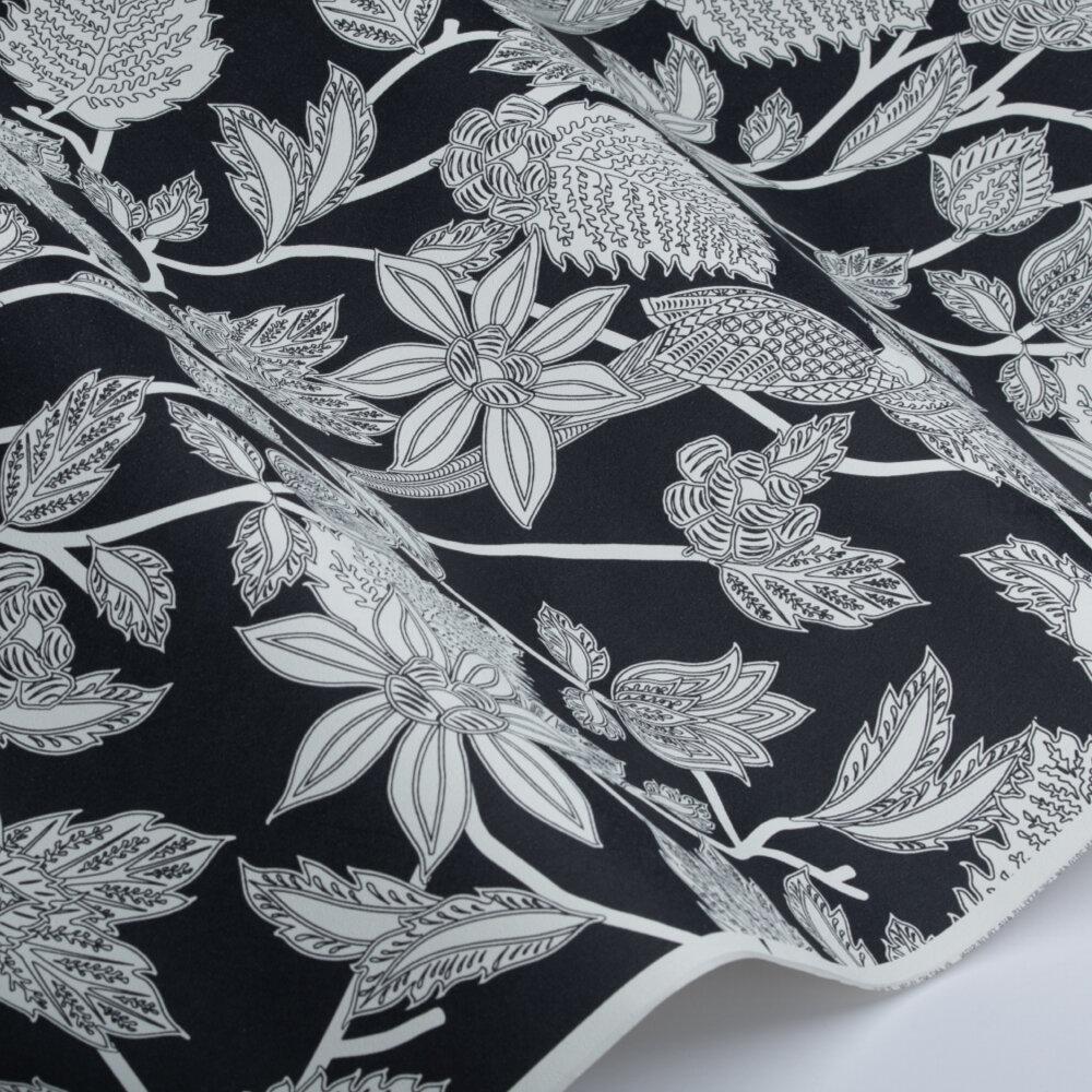 Benga  Wallpaper - Black / White - by Ted Baker
