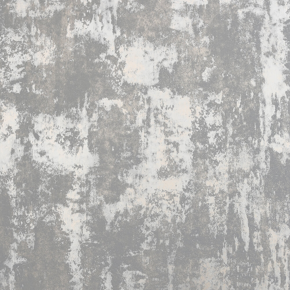 Stone Textures                          Wallpaper - Charcoal - by Arthouse